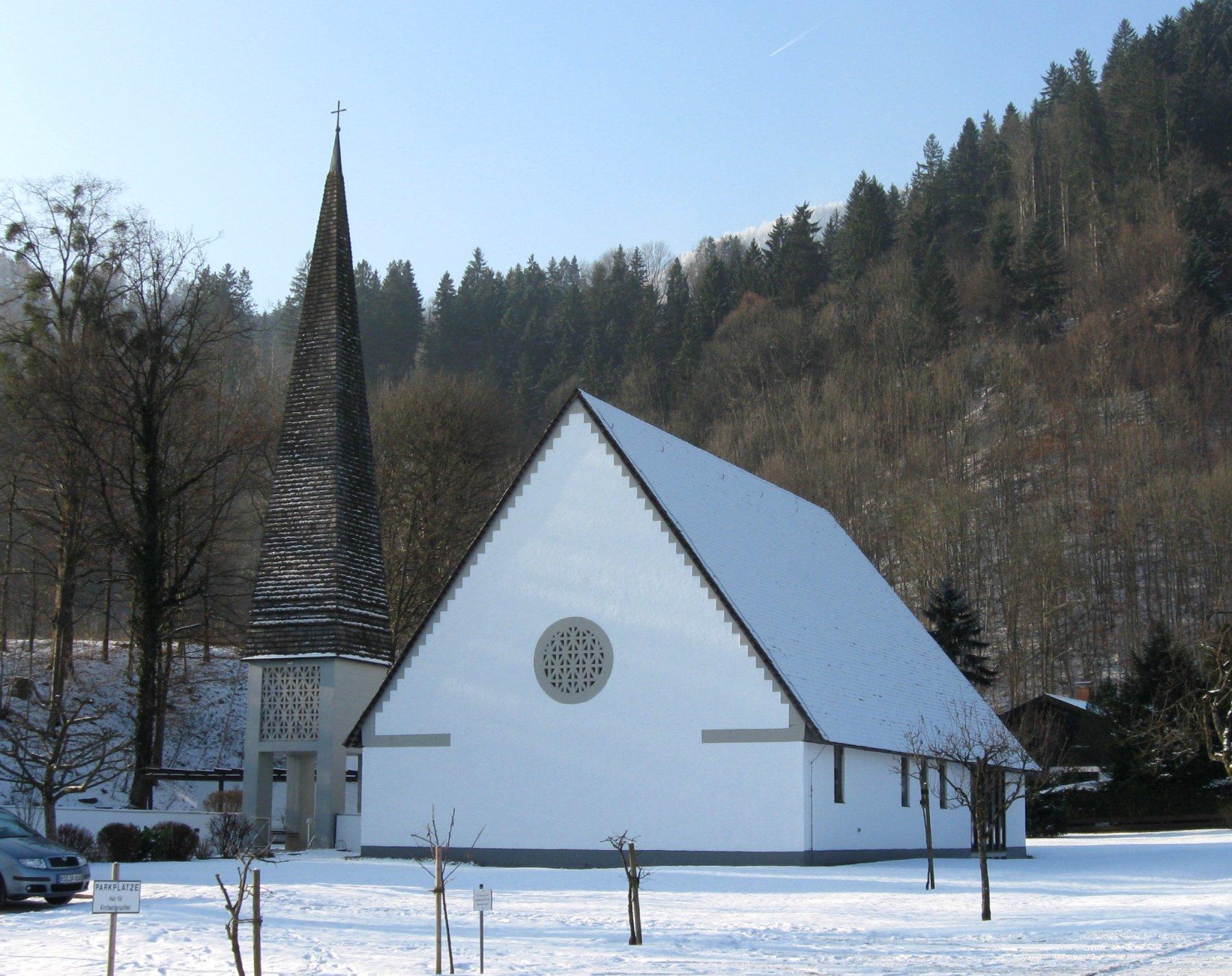 Kirche Oberaudorf